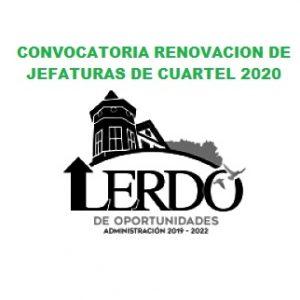 RENOVACION 2020